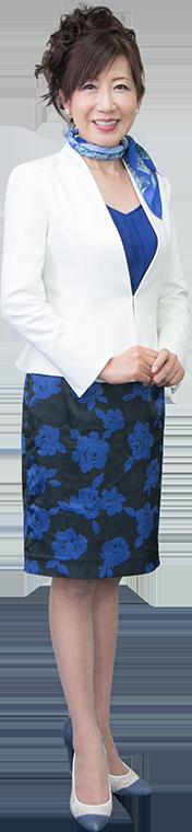 代表取締役 竹内 由比子