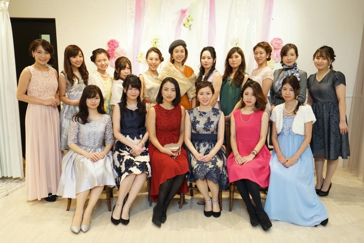 【開催報告】「ドレスアップパーティー」でパーソナルカラー&骨格スタイルのセミナー