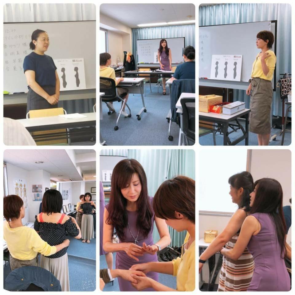 【開催報告】骨格スタイルアドバイザー2級認定試験