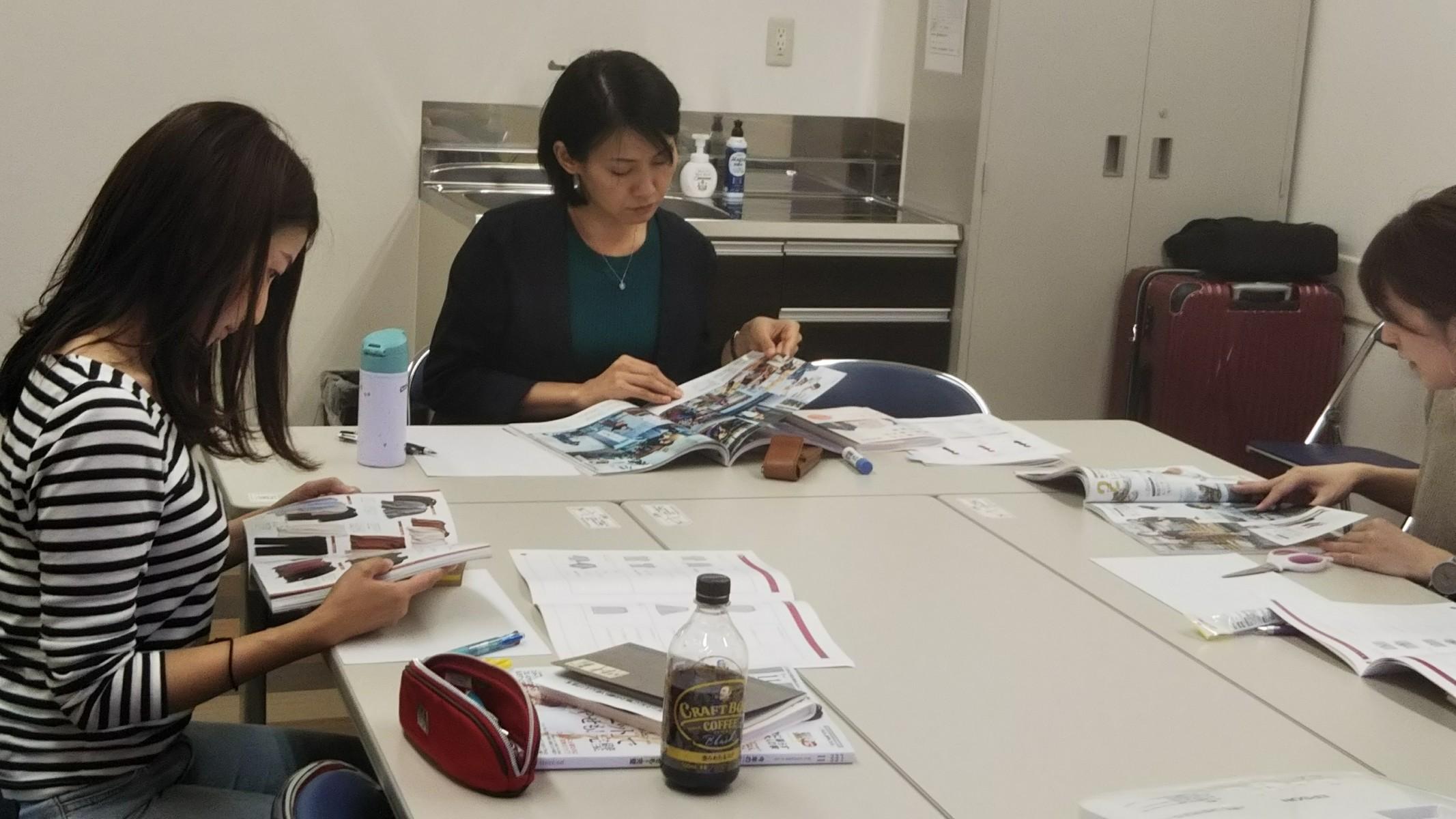 【開催報告】骨格スタイルアドバイザー3級認定講座(10月14日)