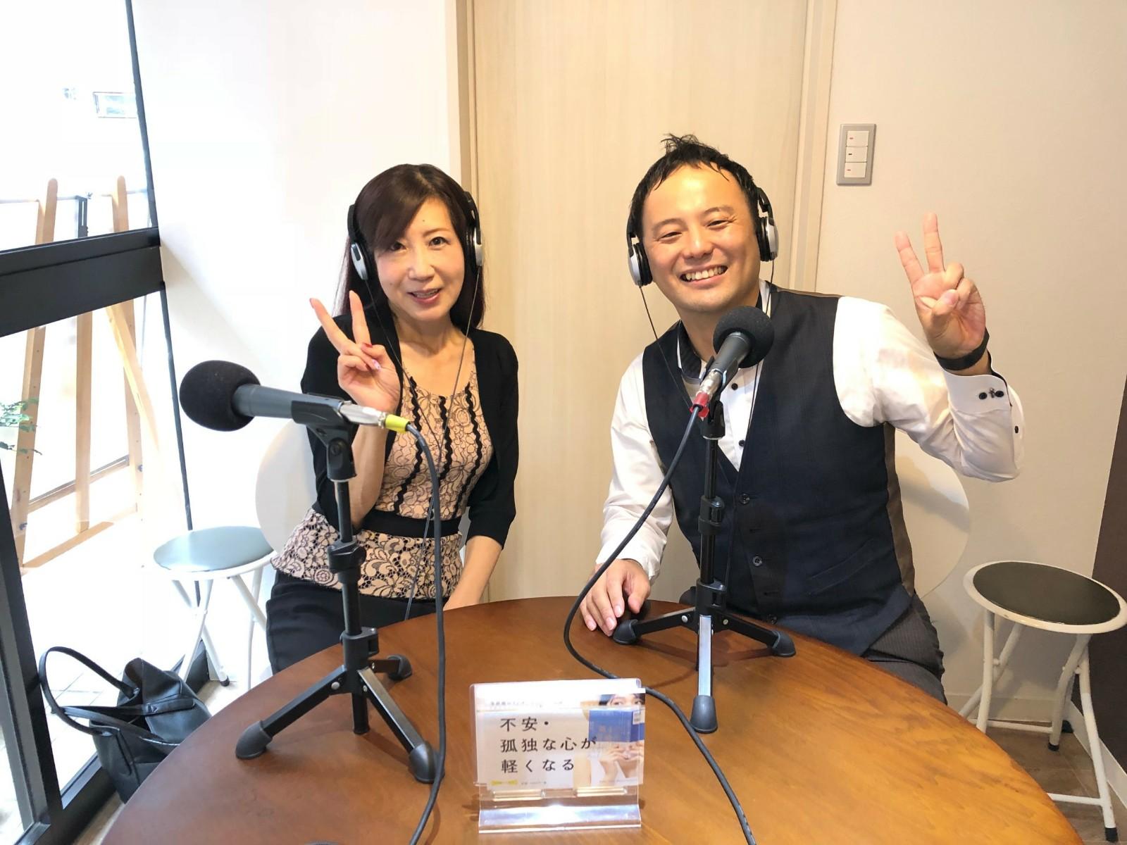 ゆめのたね放送局吉田健一さんの番組「社長の語りBar」にゲスト出演!