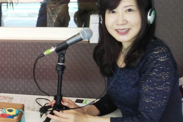 【放送】ゆめのたね放送局「竹内由比子のお洒落トーク」
